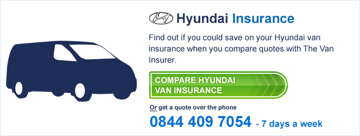get an insurance quote on your hyundai van