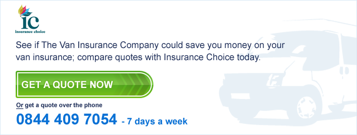 Insurance choice van insurance