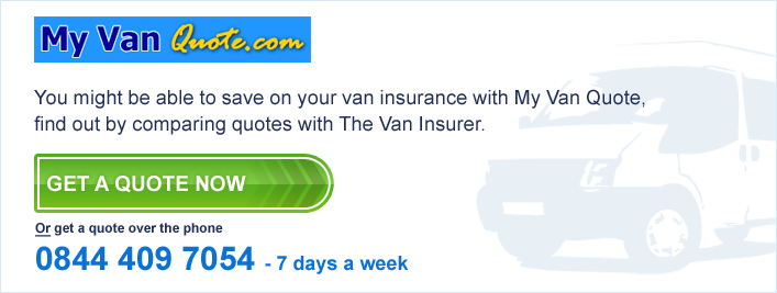 my van quote van insurance