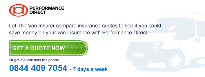 performance direct van insurance