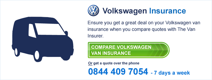 Compare Volkswagen Van Insurance