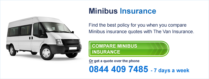 minibus insurance