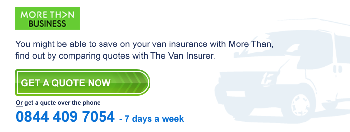 More Than Van Insurance