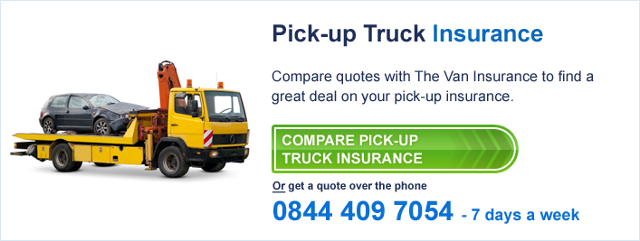 pick up truck insurance