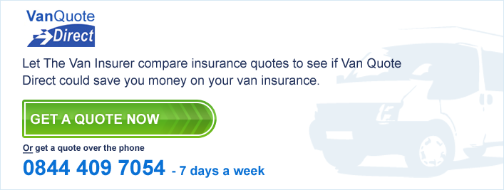 van quote direct van insurance