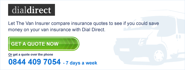 Dial Direct van insurance