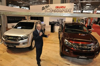 Champion farmer wins Isuzu D-Max