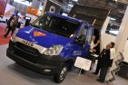 Twenty-nine Iveco Daily 4x4s for Network Rail