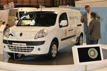 Switch to electric for fleet cost savings