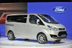 Ford Tourneo the star of the show!