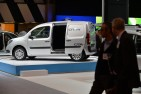 Mercedes Citan 3-stars for safety