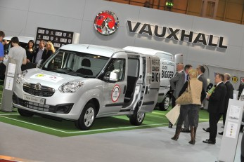 Vauxhall's Big Van Event