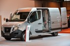 Nissan LCVs notch up more business