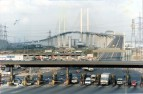 Dartford crossing toll booths to be replaced