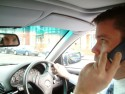 Van drivers worst for mobile phone use