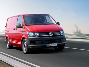 Prices revealed for VW Transporter